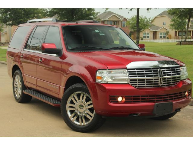 Lincoln : Navigator 2WD 4dr Ulti 2007 lincoln navigator luxury clean title rust free rear dvd