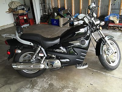 Other Makes : CF moto v5 Motorcycle 2006 CFMOTO V5 250cc with auto trans.