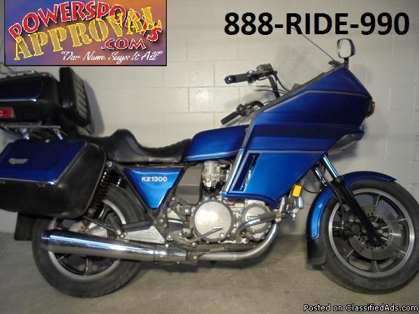 1980 Kawasaki KZ1300 - Consign