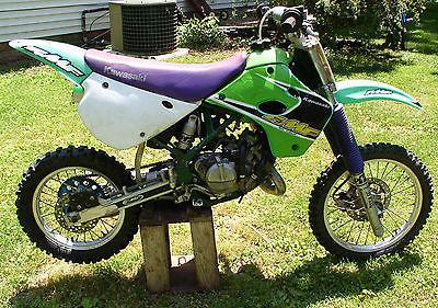 1994 kawasaki 80 dirt bike