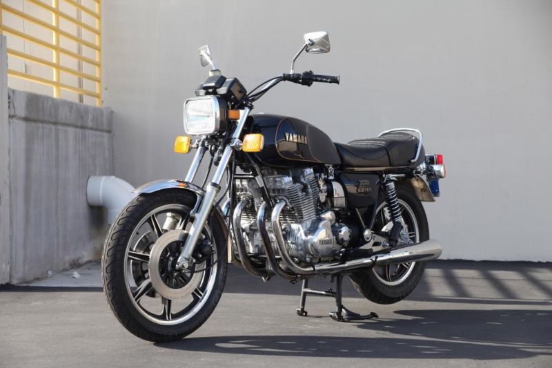 Yamaha XS1100 400 original miles No rust Runs like new Freshly service