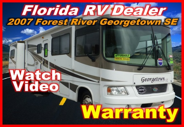 2007  Forest River  Georgetown SE 315 DS