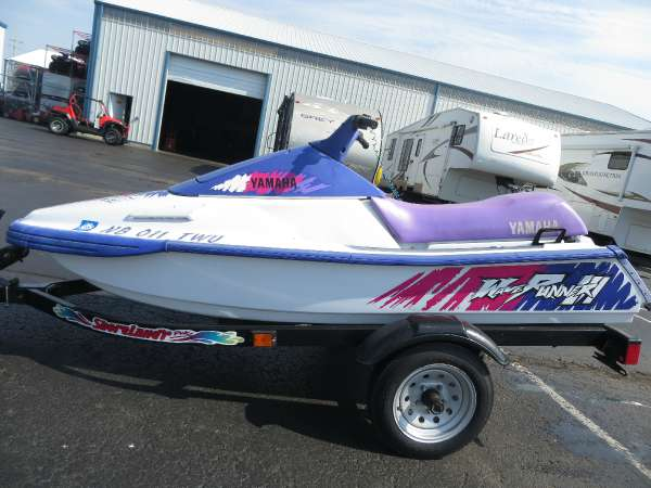 1997  Yamaha  Wave Runner III