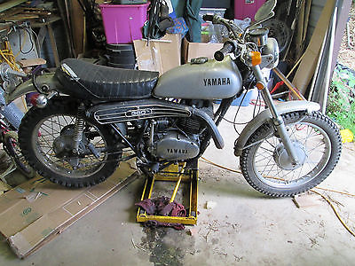 Yamaha : Other 1971 yamaha rt 360 enduro