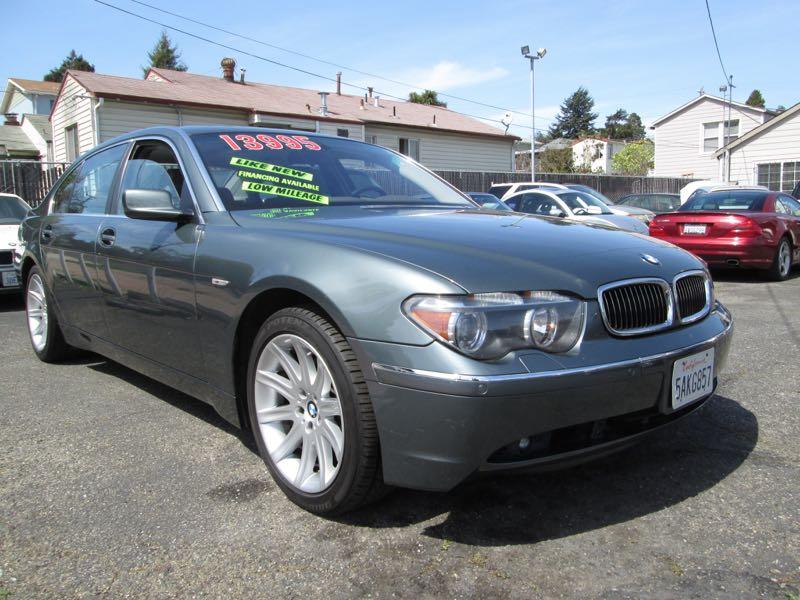 2003 BMW 745 Li El Cerrito, CA