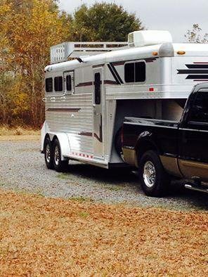 4 Star Horse Trailer FOR SALE