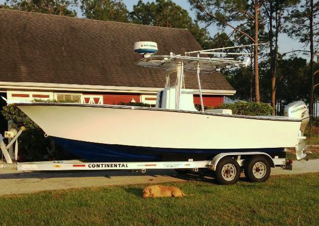 1972 Sea Craft (Fully Restored!)