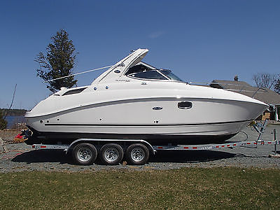 Sea Ray Sundancer 280 ONLY 59 hrs