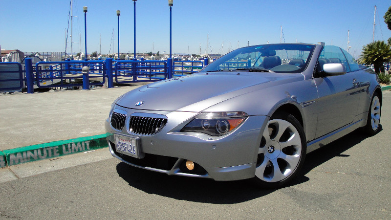 2005 BMW 645 ci Vallejo, CA