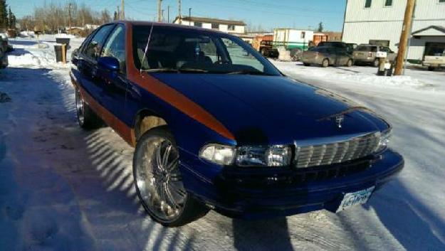 1992 Chevrolet Caprice Classic for: $9000