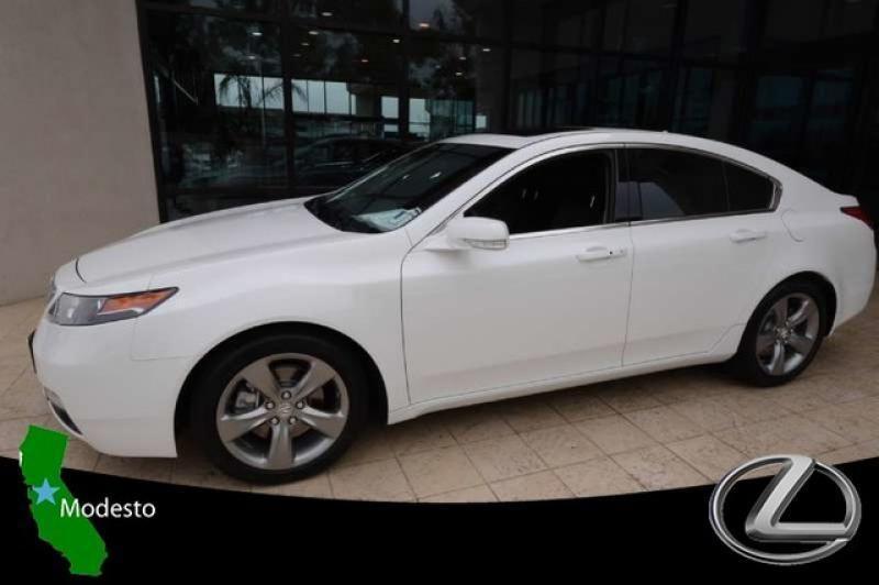 2012 Acura TL Advance Auto