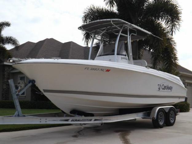 2005 Wellcraft 232 CC Fisherman Boat