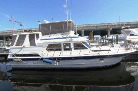 1986 Kha Shing 46 Vista Motor Yacht