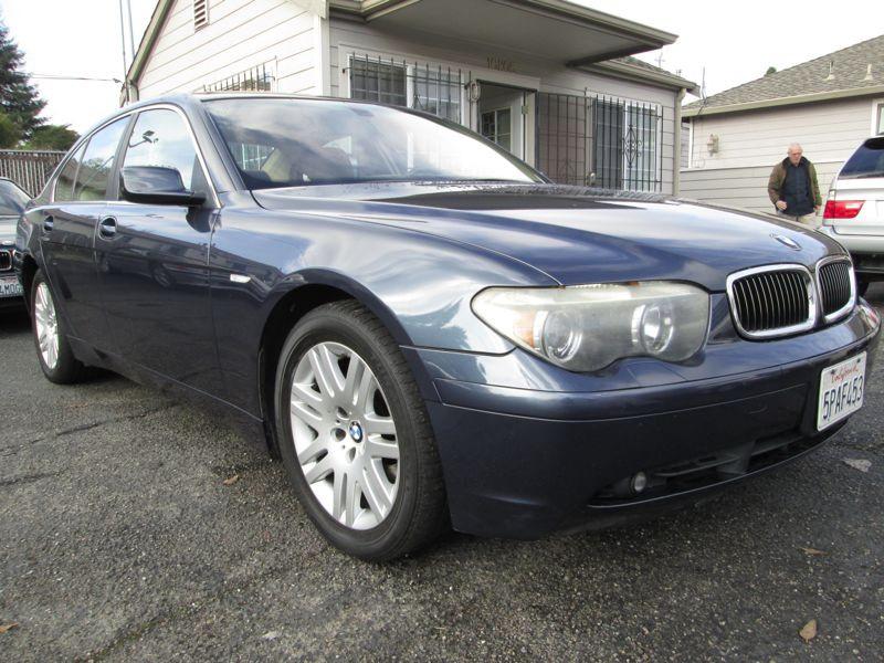 2002 BMW 745 i El Cerrito, CA