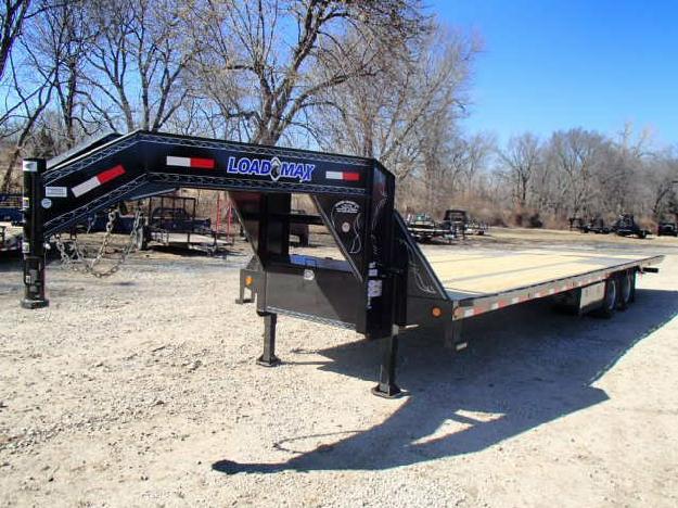 Load Trail 102x32 w Hydraulic Dove for sale