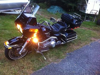 Harley-Davidson : Touring 1980 harley davidson flt