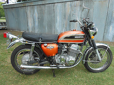 1974 honda cb 500 motorcycles for sale