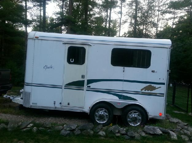 2002 Merhow Equilite 2H w DR