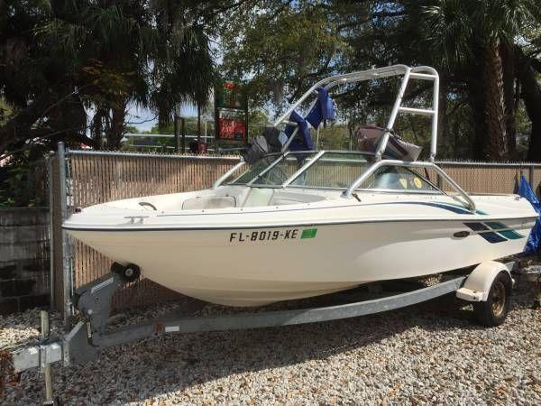1998 Sea Ray 180 Bowrider