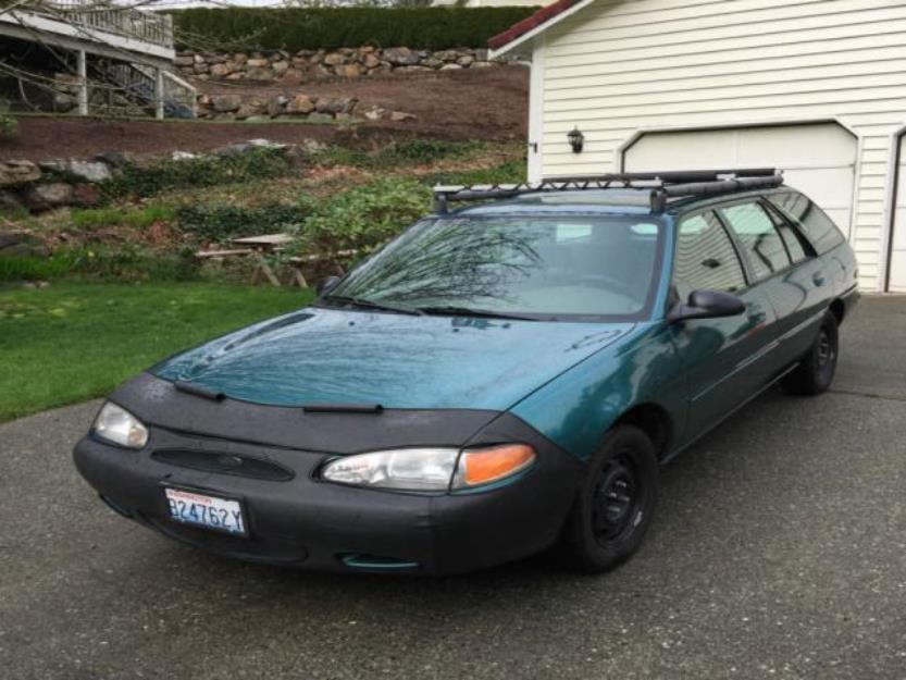 1998 Ford 2.0L 1989CC 121