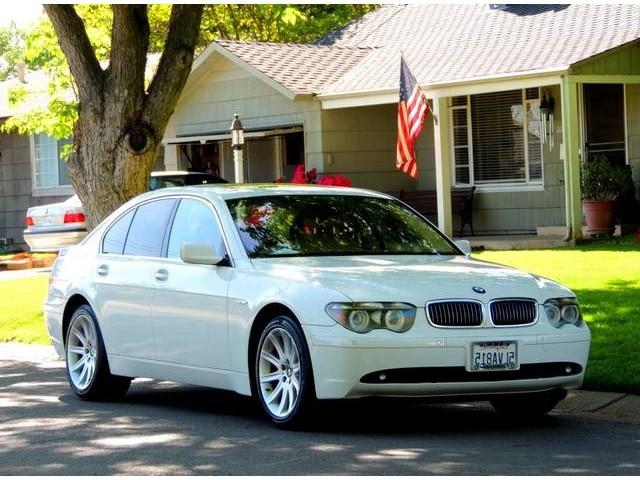 Bmw Series I I Li Cars For Sale - 745 i bmw