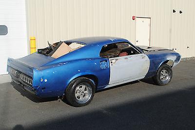 Shelby : GT 350 2 Door Fastback 1969 shelby gt 350 project original shelby mustang gt 350 cobra