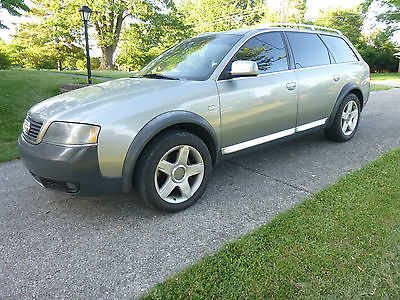 Audi : Allroad factory. 2001 audi allroad with many upgrades and receipts