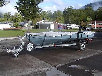 14 FT. Fishing Boat