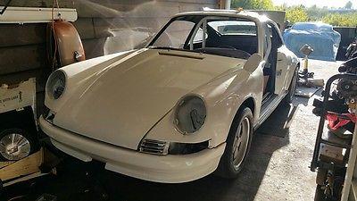 Porsche : 911 T 1970 porsche 911 t 2.2 l numbers matching st coupe rs clone