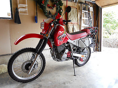 Honda : XR 2006 honda xr 650 l 2545 miles lots of accesories near mint condition