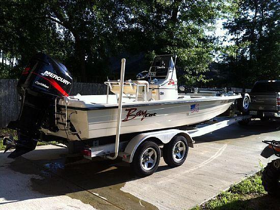 2003 Bass Cat Boats Bay Cat