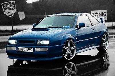 Volkswagen : Corrado SLC Coupe 2-Door 1992 volkswagen corrado supermodified show car