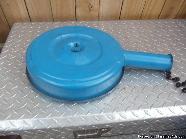 FORD FALCON AIR CLEANER & VALVE COVER oem