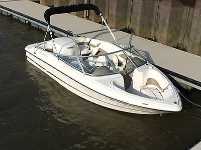 2004 FOUR WINNS 170 EXCELLENT CONDITION ONE OWNER