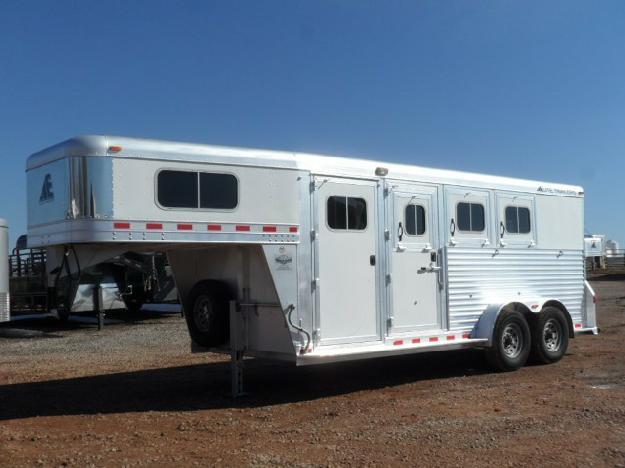 2008 Elite 3 Horse Mustang