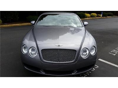 Bentley : Continental GT Coupe 2-Door 2006 bentley continental gt coupe