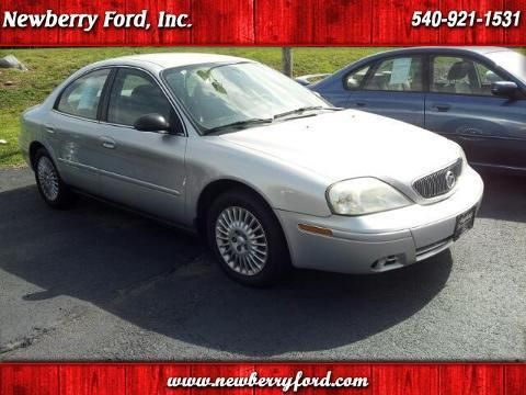 2005 MERCURY SABLE 4 DOOR SEDAN