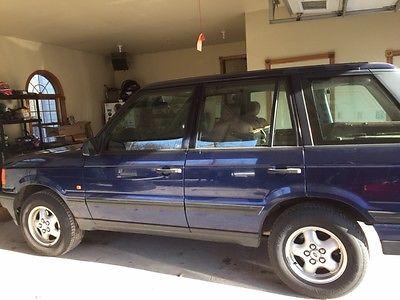 Land Rover : Range Rover SE 1995 ranger rover low miles
