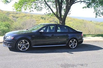 Audi : S4 Prestige Model / Titanium Package 2012 audi s 4 base sedan 4 door 3.0 l