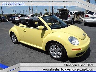 2007 Volkswagen Beetle 2 Cars for sale