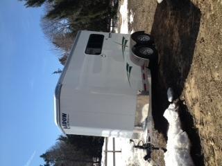 Shadow 2 horse trailer