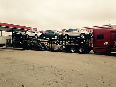 7 CAR HAULER TRAILER