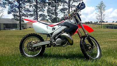 Honda : CR 1998 honda cr 250 r cr 250 r fmf exhaust wiseco top end and bottom end
