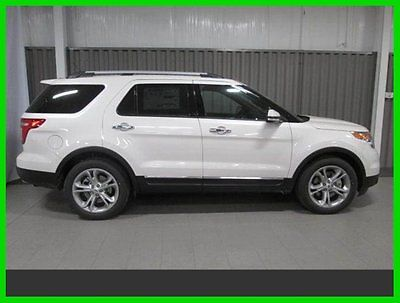 Ford : Explorer Limited, 302A Pkg., Nav, Roof, Active Park, CPO 2015 ford explorer limited 302 a pkg pano roof nav active park blis cpo