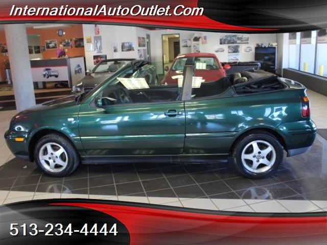 2000 Volkswagen Cabrio GLS Hamilton, OH