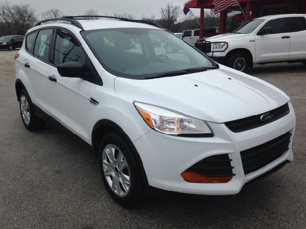 Ford escape missouri cars for sale for White motor company springfield mo