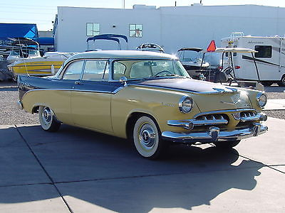 Dodge : Lancer 2 door 1956 dodge royal lancer