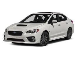 New 2015 Subaru Impreza WRX