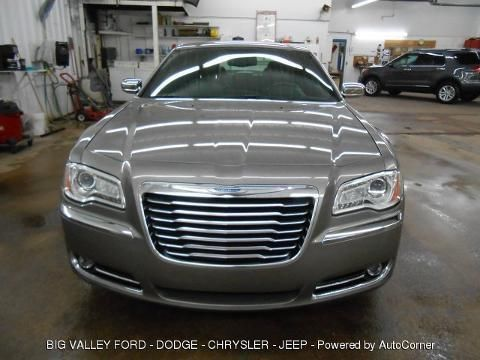 2014 CHRYSLER 300C 4 DOOR SEDAN