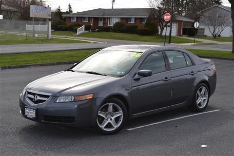2006 Acura TL Sedan 3.2 Sedan 4D